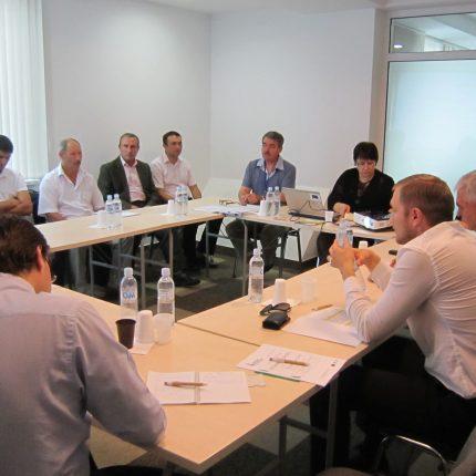 """Proiectul Uniunii Europene """"Energie Si Biomasa 2"""" a început activităţile în comunităţile din sudul Republicii Moldova"""