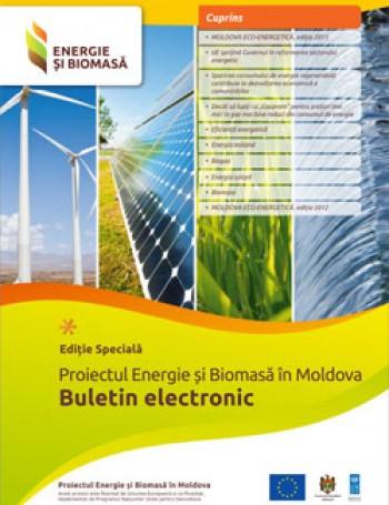Биомассы и электронный бюллетень Специальный выпуск