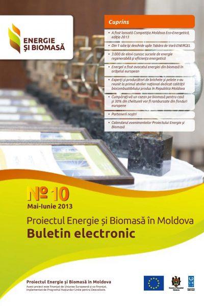 Energie si Biomasa Buletin Electronic Nr. 10