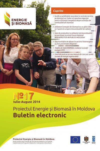 Energie si Biomasa, Buletin Electronic Nr. 17