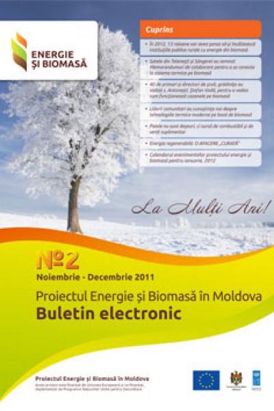 Energie si Biomasa Buletin Electronic Nr2