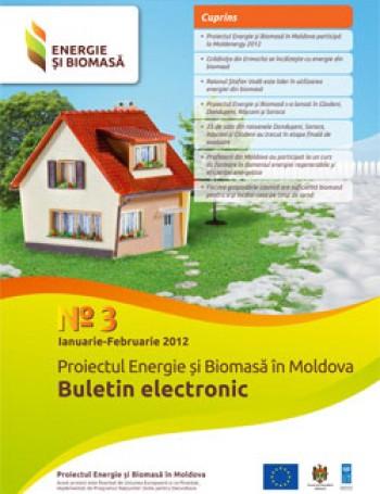 Биомассы и электронный бюллетень № 3
