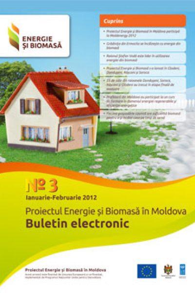 Energie si Biomasa Buletin Electronic Nr3
