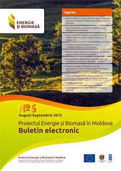Energie si Biomasa Buletin Electronic Nr6