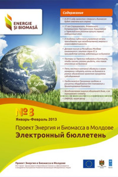Energie si Biomasa Buletin Electronic Nr8