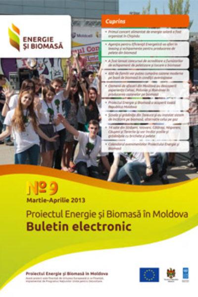 Energie si Biomasa Buletin Electronic Nr9