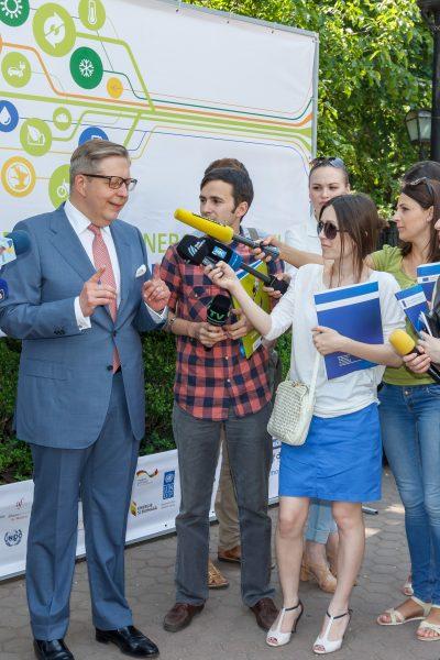 Proiectul european Energie şi Biomasă participă la cea de-a ediţie a Săptămânii Europene a Energiei Durabile