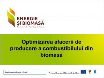 Ghidul furnizorului de bio-combustibil