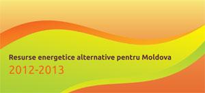 Resurse energetic alternative pentru Moldova (2012-2013)