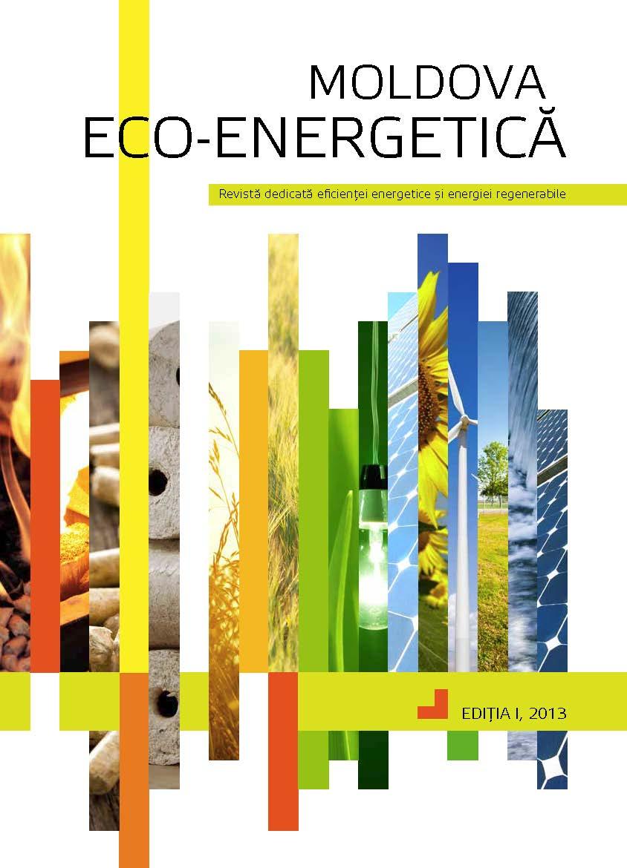 Revista Moldova Eco-Energetică 2013, ediția 1