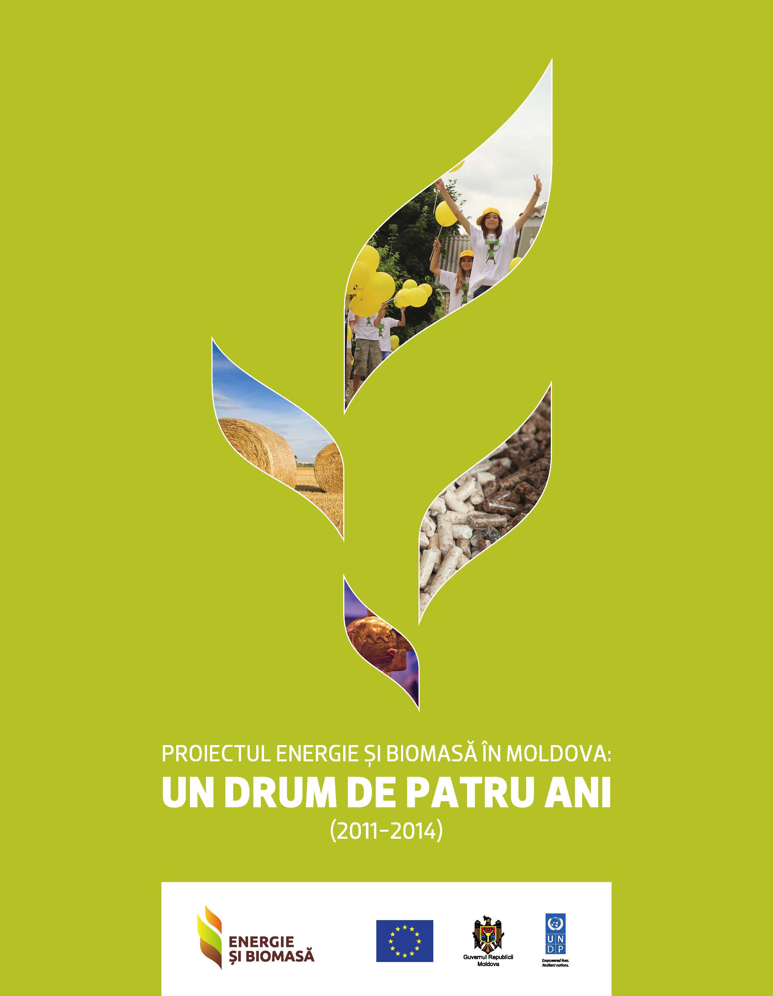 Raport Final al Proiectului Energie și Biomasă în Moldova, 2011-2014