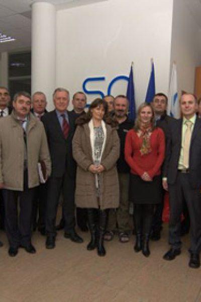 Oamenii de afaceri din Moldova descoperă  experienţa Cehiei, Poloniei şi României în producerea  cazanelor pe biomasă