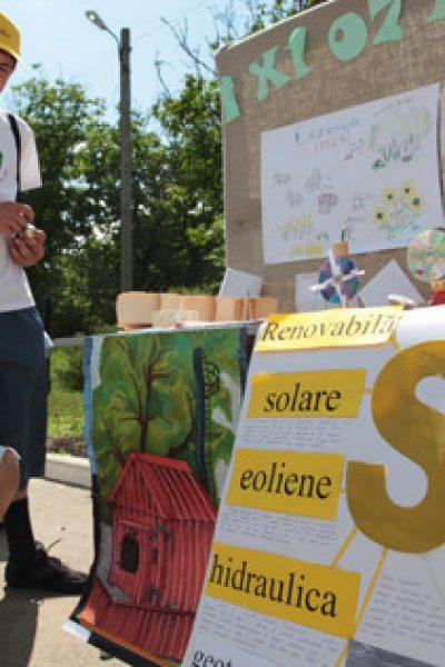 3.000 de elevi cunosc sursele de energie regenerabilă şi eficienţa energetică