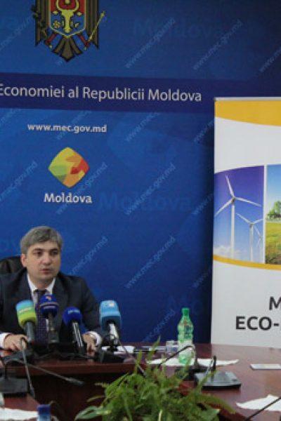 De  astăzi pot fi depuse dosarele la Competiţia Moldova-Ecoenergetică