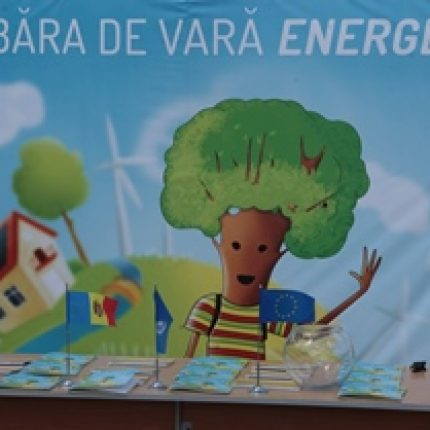 Din 1 iulie îşi deschide uşile Tabăra de Vară ENERGEL