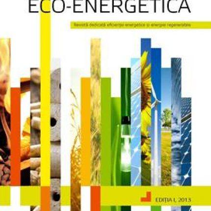 Pe 10 septembrie va fi lansată Revista Moldova Eco-Energetică