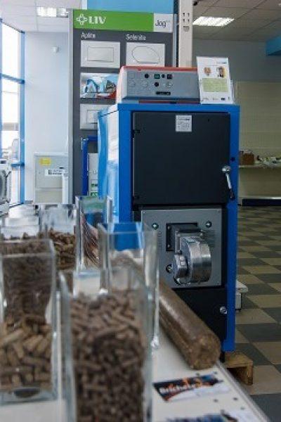 Microîntreprinderile din regiunile rurale vor putea beneficia de subvenţii la instalarea cazanelor pe biomasă