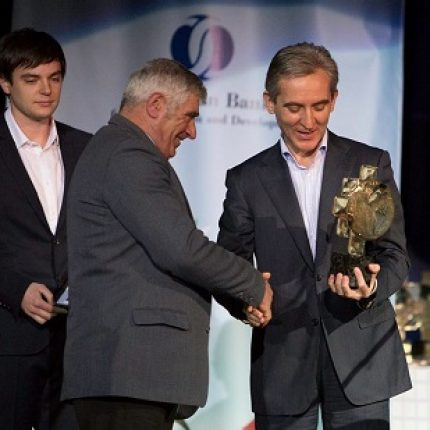 18 iniţiative de succes au fost premiate la Gala Moldova Eco-Energetică, editia 2013
