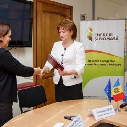 Raionul Leova va avea 16 noi centrale termice pe biomasă și un serviciu de gestionare a acestora