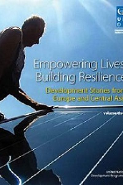 Moldova în publicaţia «Empowering Lives. Building Resilience»