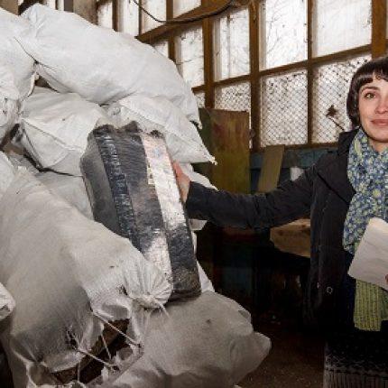 Istoria primei femei din Republica Moldova ce conduce o afacere de brichetare a ajuns la New York!