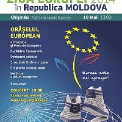 Proiectul Energie şi Biomasă va participa la Ziua Europei în Chişinău şi Comrat