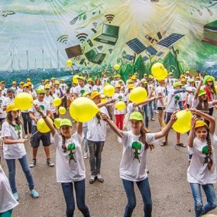"""90 de copii vor merge la Tabăra de Vară ENERGEL organizată de Proiectul UE-PNUD """"Energie şi Biomasă"""" şi partenerii săi"""