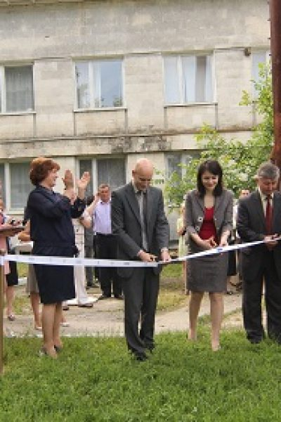 Raionul Leova devine lider în numărul instituţiilor publice încălzite cu energie din biomasă