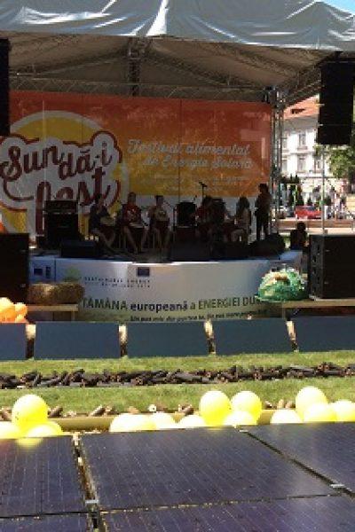 SUN DĂ-I FEST a adunat mii de susţinători ai energiei ECO