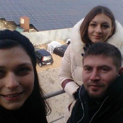 Turul bloggerilor la finaliştii Moldova Eco-Energetică