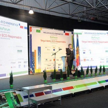Ediția a doua a Bioforumul-ui s-a desfășurat astăzi la Chișinău