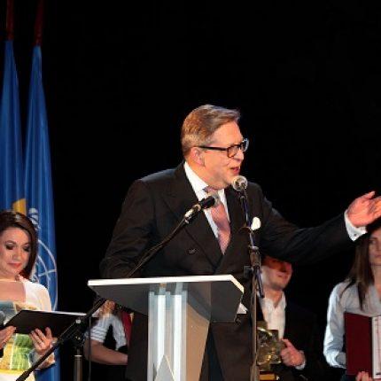 Campionii sectorului eco-energetic au fost premiaţi la Gala Moldova Eco-Energetică