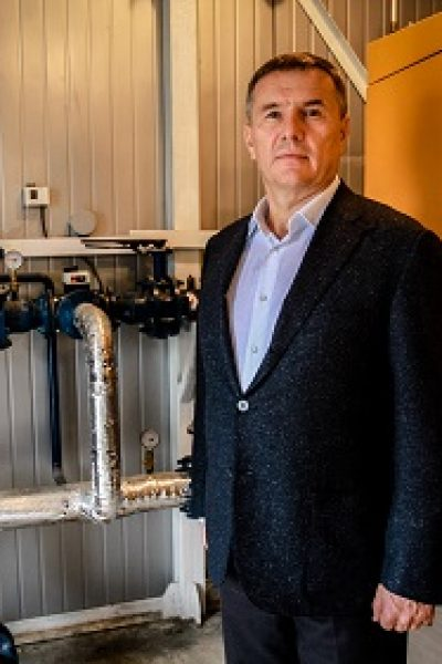 Primul model de livrare a bioenergiei în instituţiile publice de către un agent economic a fost realizat în raionul Leova