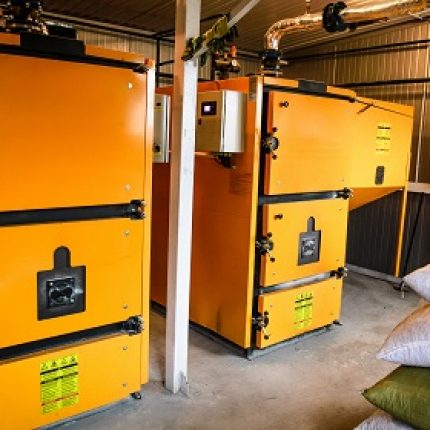 24 companies have been accredited to provide biomass based boilers at subsidized prices