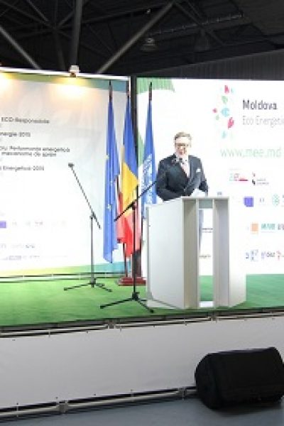 Moldova can produce more 6,000 MWth of heat and 4,000 MWel of electricity by applying co-generation technology