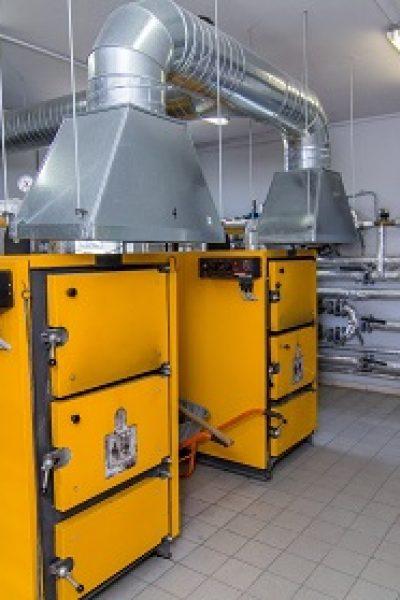 Lansarea primului laborator modern pentru viitorii operatori de cazane pe biomasă