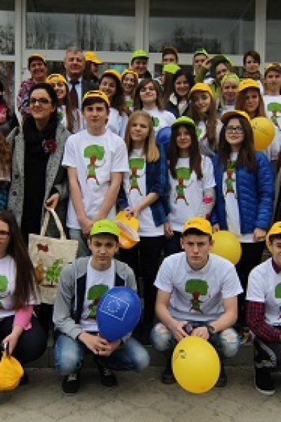 Young people from the left bank of the Nistru River learned to produce green energy