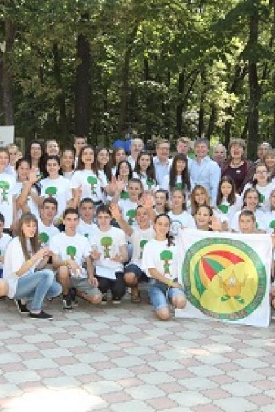 Young People Are Having Fun Time at ENERGEL Summer Camp