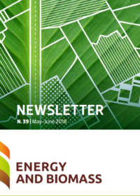 Energy and Biomass, Newsletter No 39